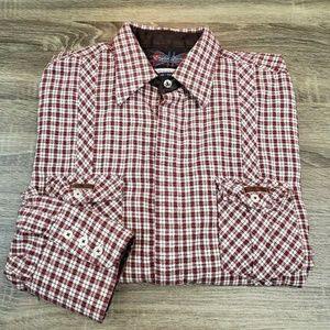 English Laundry Peoples Army L/S Flannel Shirt